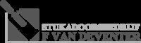 F van Deventer stukadoorsbedrijf logo